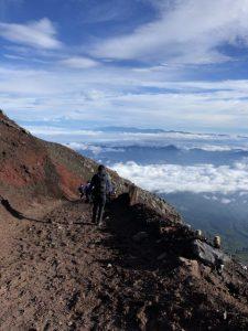 富士山登頂雑記その3(吉田ルート:お奨め情報も!)