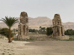 エジプト旅行記6、王家の谷とハトシェプスト女王葬祭殿編
