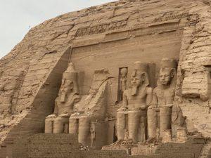 エジプト旅行記3、アブシンベル編