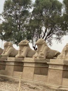 エジプト旅行記7、カルナック神殿編