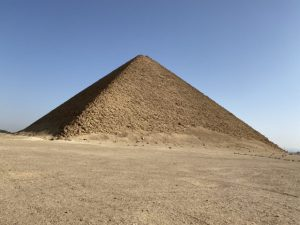 エジプト旅行記10、カイロのピラミッド再び編