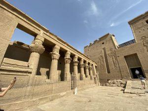 エジプト旅行記2、イシス神殿編